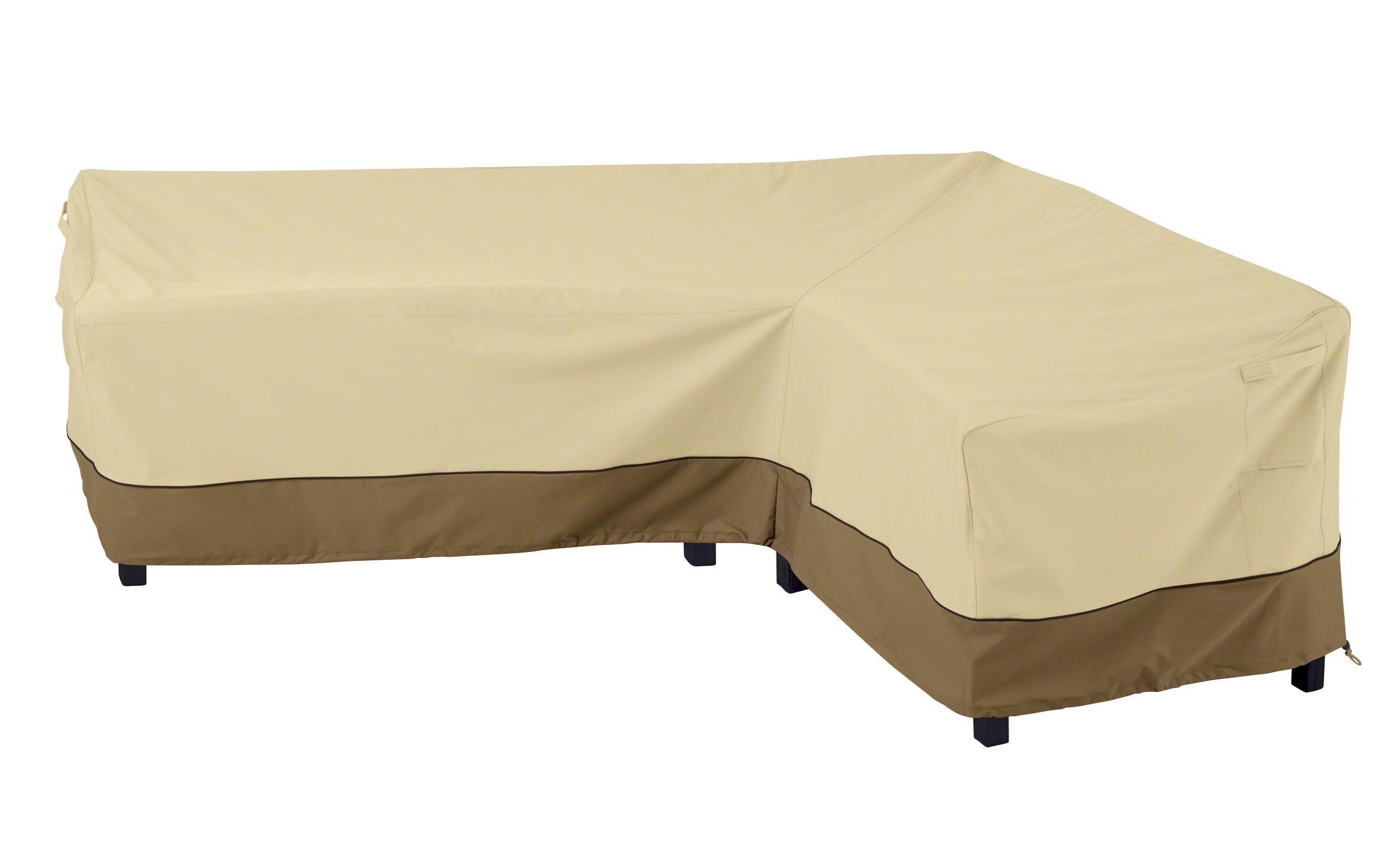 Red Barrel Studio Water Resistant Patio Sofa Cover   Wayfair