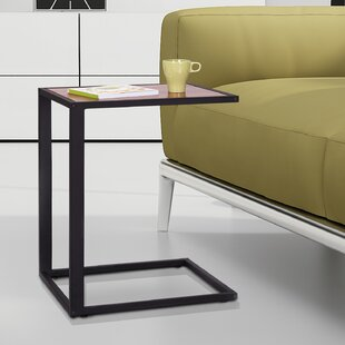 Slide Under Sofa Snack Table Wayfair Ca