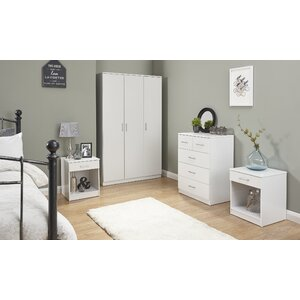 White Bedroom Furniture Uk bedroom sets | wayfair.co.uk