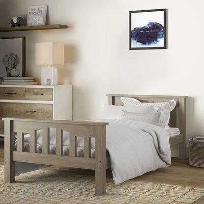 Wooden Spindle Bed Wayfair