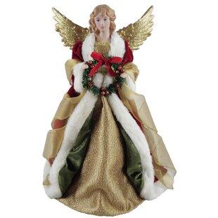 christmas angel tree topper - Black Christmas Angels