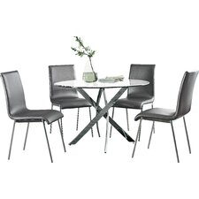 Round Modern Dining Room Sets