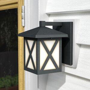 Roundtree 1-Light Outdoor Wall Lantern