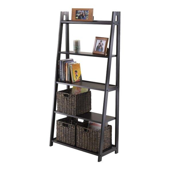 Red Barrel Studio Corcoran A Frame Ladder Bookcase & Reviews | Wayfair