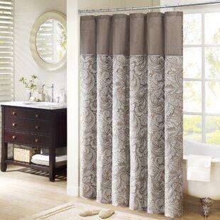 Pokanoket Jacquard Shower Curtain