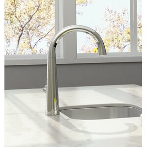American Standard Edgewater Single Handle Kitchen Faucet with Pull Down Spray