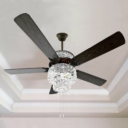 Ceiling lights youll love wayfair ceiling fans mozeypictures Gallery