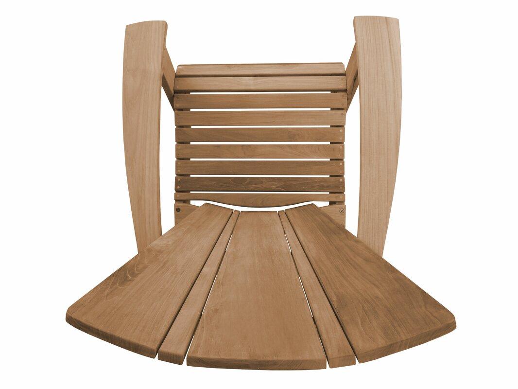 Santa Fe Solid Wood Adirondack Chair