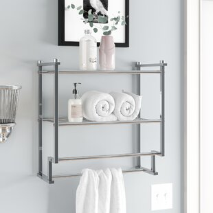 Towel Racks You'll | Wayfair on swing arm towel rack bathroom, towel ladders for bathroom, towel warmers for bathroom, towel storage for bathroom, scales for bathroom, towel stacker for bathroom, decorative wall towel racks bathroom, towel rods for bathroom, bath towel rack bathroom, towel rack removal, towel rack displays, magazine racks for bathroom, towel bar, towel rack shower caddy, wall shelves for bathroom, vanities for bathroom, towel ring, towel rack for bedroom, open shelves for bathroom, towel rack for rolled towels,