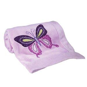 Butterfly Lane Blanket