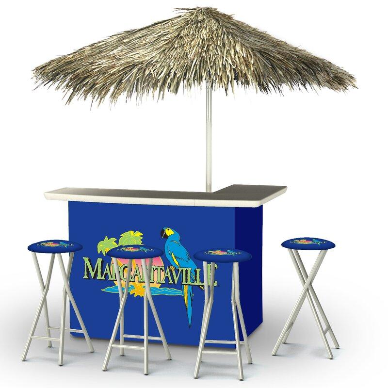 Margaritaville Tiki Bar Set