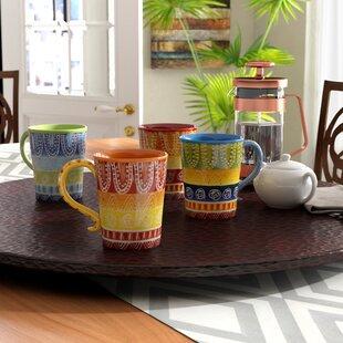 Merlet 18 Oz Coffee Mug Set Of 4