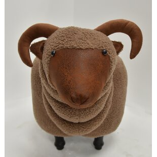 Hodapp Sheep Animal Ottoman