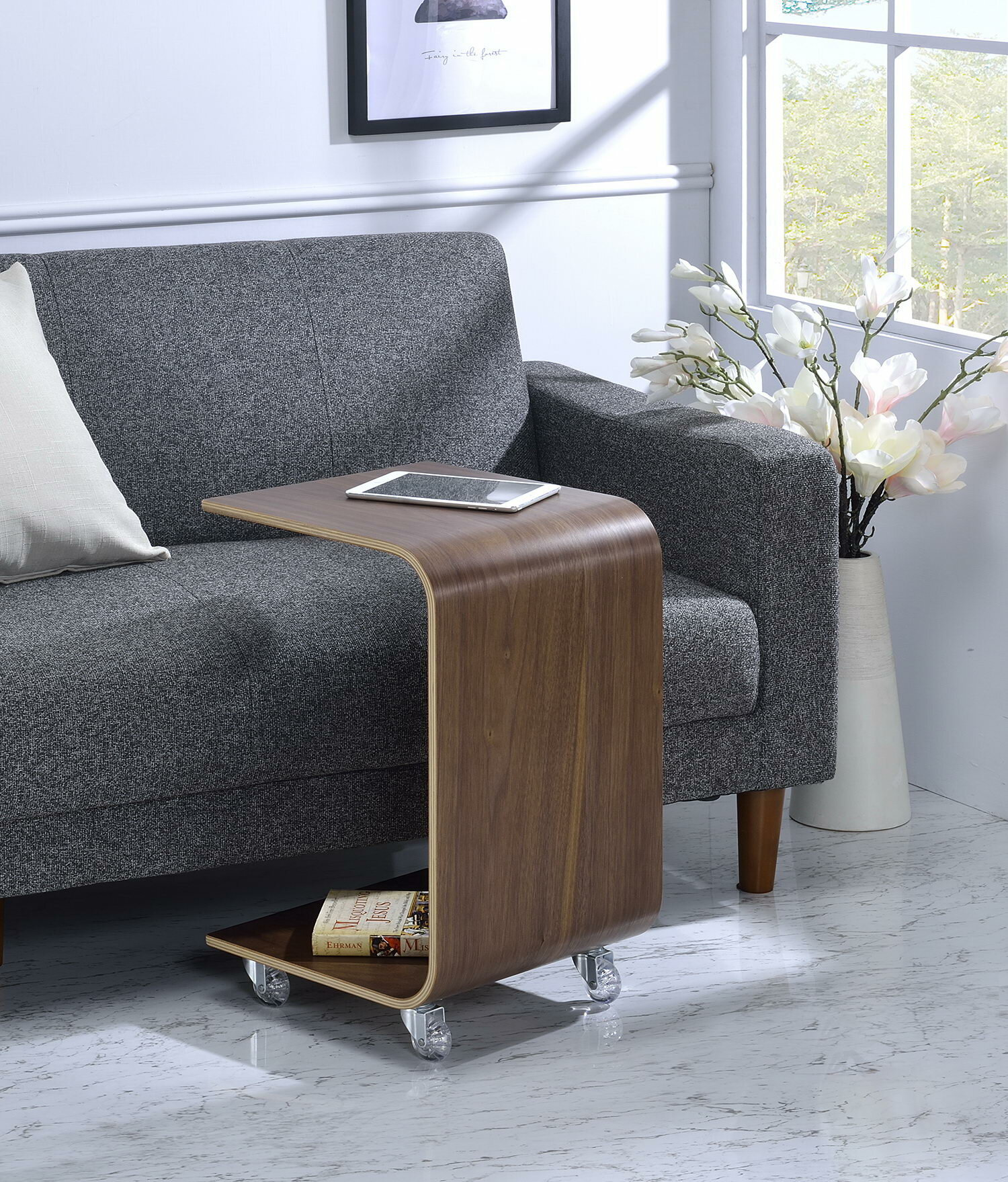 Turn on the brights kingston bentwood end table reviews wayfair