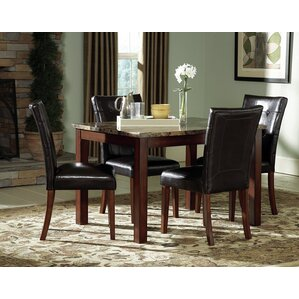 Achillea 5 Piece Dining Set by Woodhaven ..