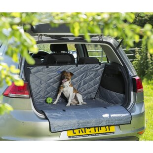 Car Boot and Bumper Protector Pet Carrier by Henry Wag