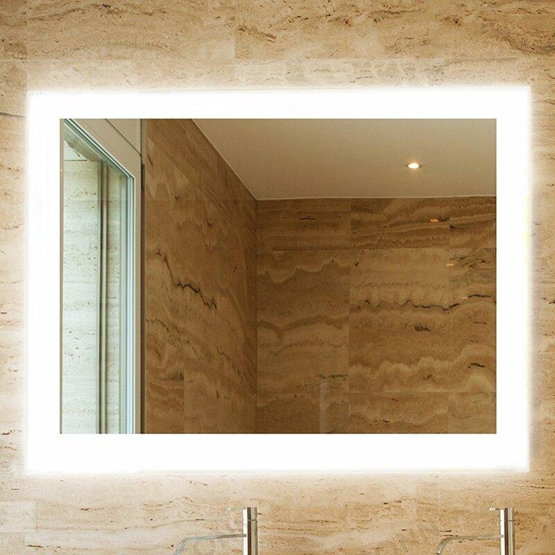 Dyconn Faucet Royal Bathroom Mirror & Reviews   Wayfair