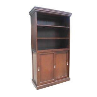 Muir Sliding 2 Door Standard Bookcase