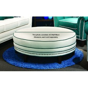 Darby Home Co Keeling Half Moon Ottoman