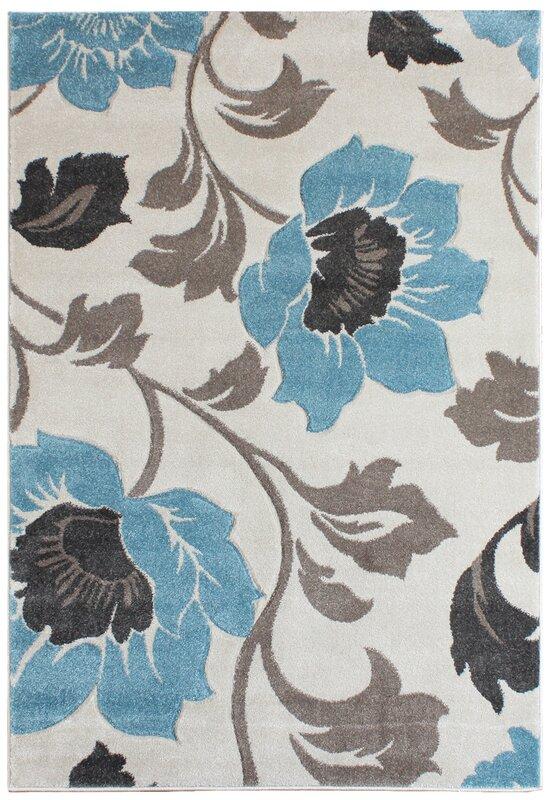 asiatic carpets ltd teppich vogue aus wolle in blau bewertungen. Black Bedroom Furniture Sets. Home Design Ideas