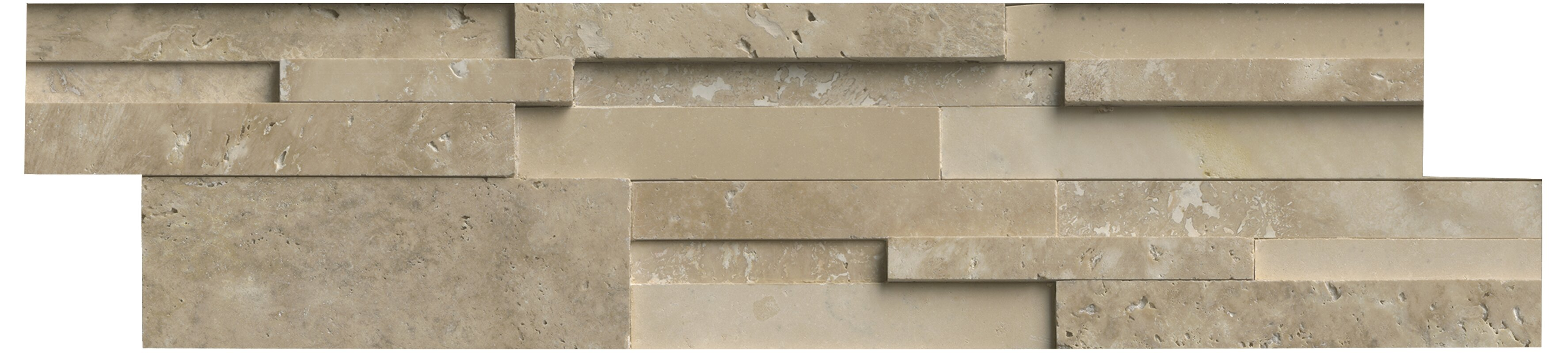 Msi 6 x 24 travertine splitface tile in durango cream reviews 6 x 24 travertine splitface tile in durango cream doublecrazyfo Images