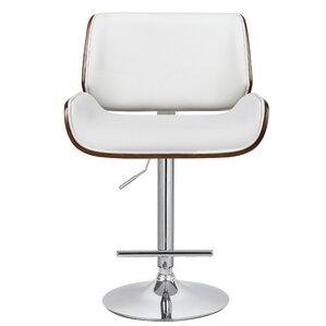 oriole adjustable height swivel bar stool