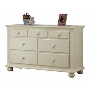 Vista 7 Drawer Dresser
