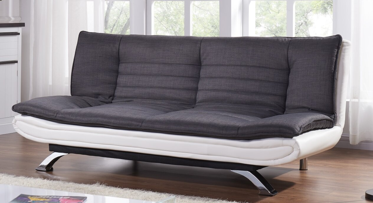 Michigan 3 Seater Clic Clac Sofa Bed