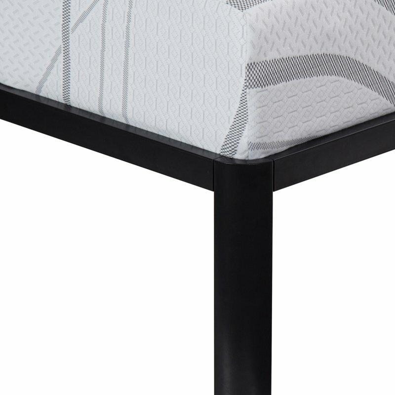 Dura Metal Steel Slat Bed Frame T