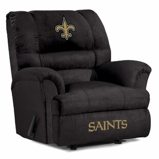Merveilleux NFL Big Daddy Manual Recliner