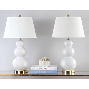 Superieur White Table Lamps Youu0027ll Love | Wayfair