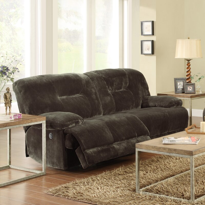 Woodhaven Hill Geoffrey Double Reclining Sofa Amp Reviews