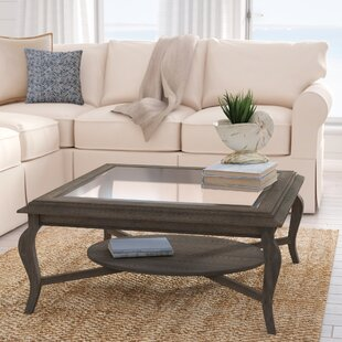 Square Mirrored Coffee Tables Youll Love Wayfair - Wayfair mirrored coffee table