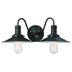 Putnam 2-Light Vanity Light