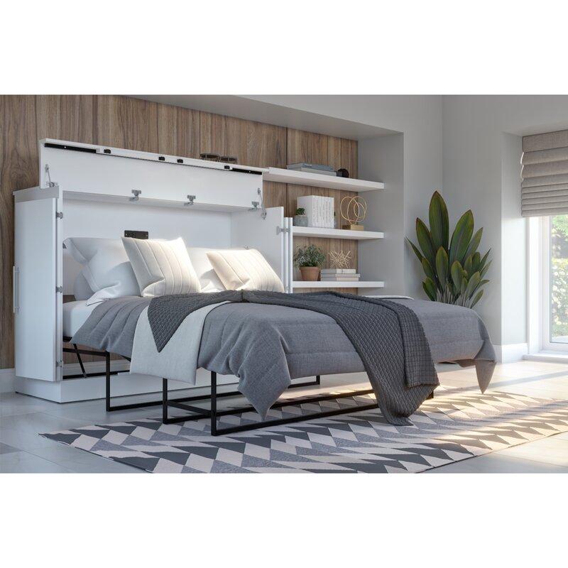 Murphy Bed With Mattress