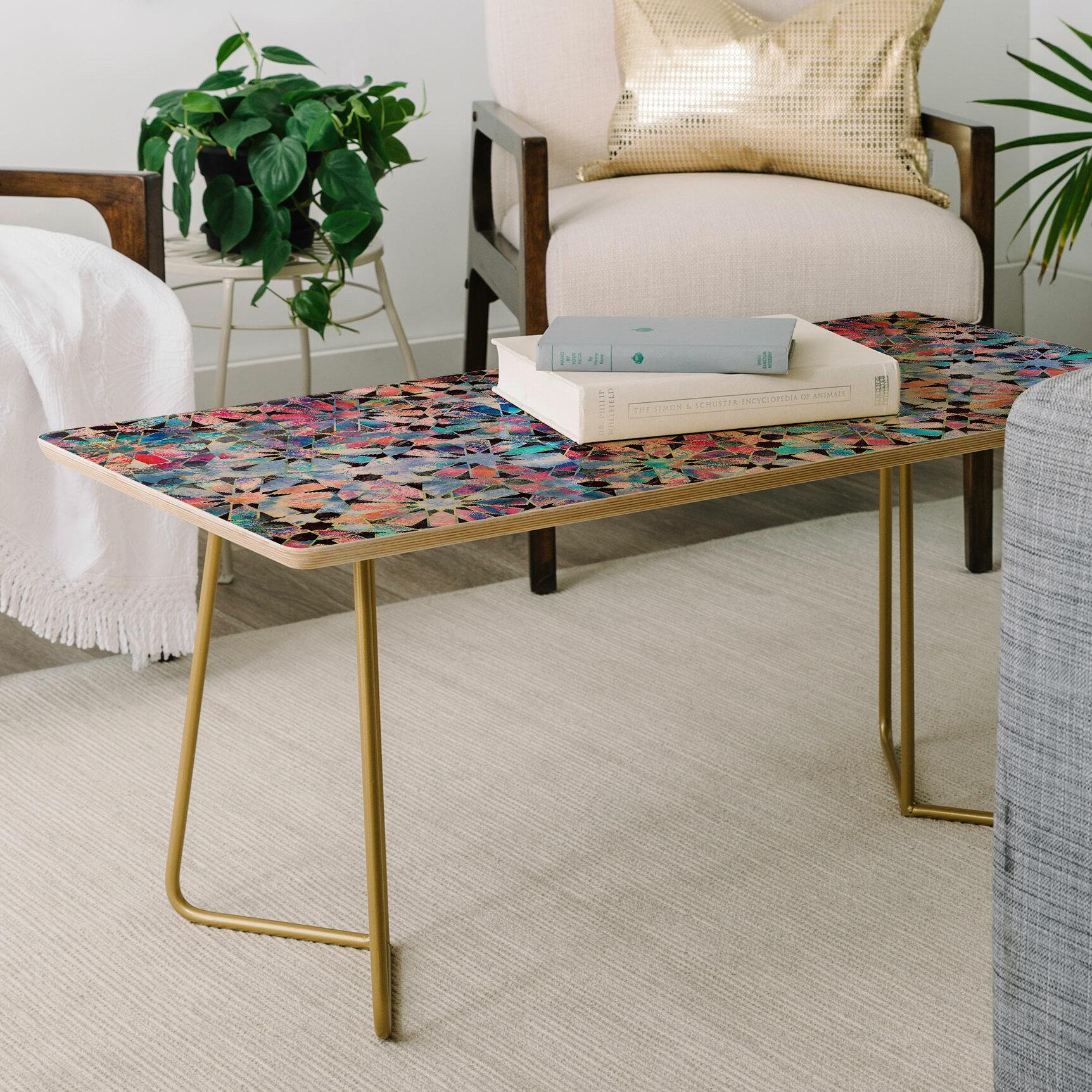 Schatz Dining Room: East Urban Home Schatzi Hara Tiles Coffee Table