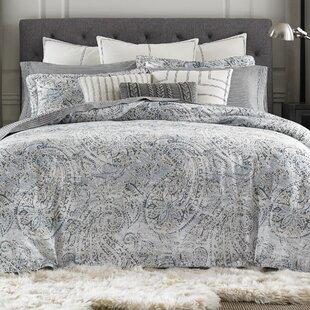 9d02df26a Oak Bluff Paisley Reversible Comforter Set. by Tommy Hilfiger
