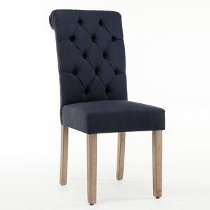 Christies Roll Top Tufted Modern Upholste..