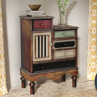 Mccay 1 Door Accent Cabinet