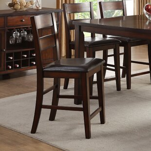 Dickens Living Room Counter Height Chair (Set Of 2)