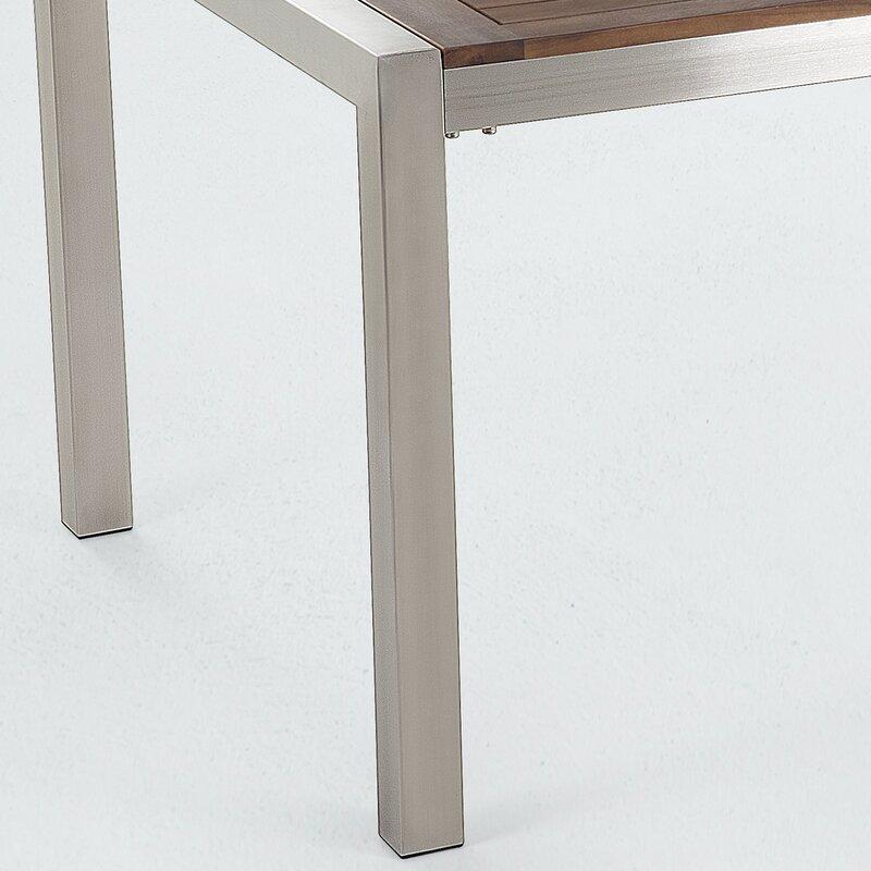 Home Loft Concepts Seto Dining Table & Reviews | Wayfair