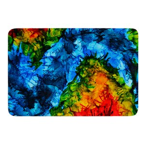 Flow by Claire Day Bath Mat