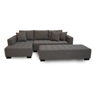 Fit Sleeper Sectional  sc 1 st  AllModern : light gray sectional sofa - Sectionals, Sofas & Couches