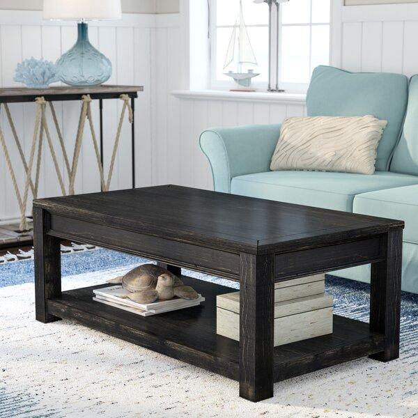 Wayfair All Modern: Beachcrest Home Calvin Coffee Table & Reviews