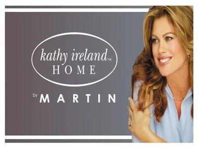 Martin Home Furnishings Fulton Double Pedestal Executive