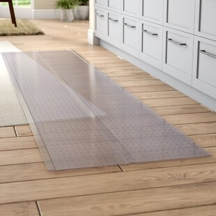 Beau Clear Carpet Protector Doormat