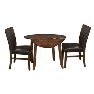 Kona 3 Piece Dining Set by Imagio Home by Intercon