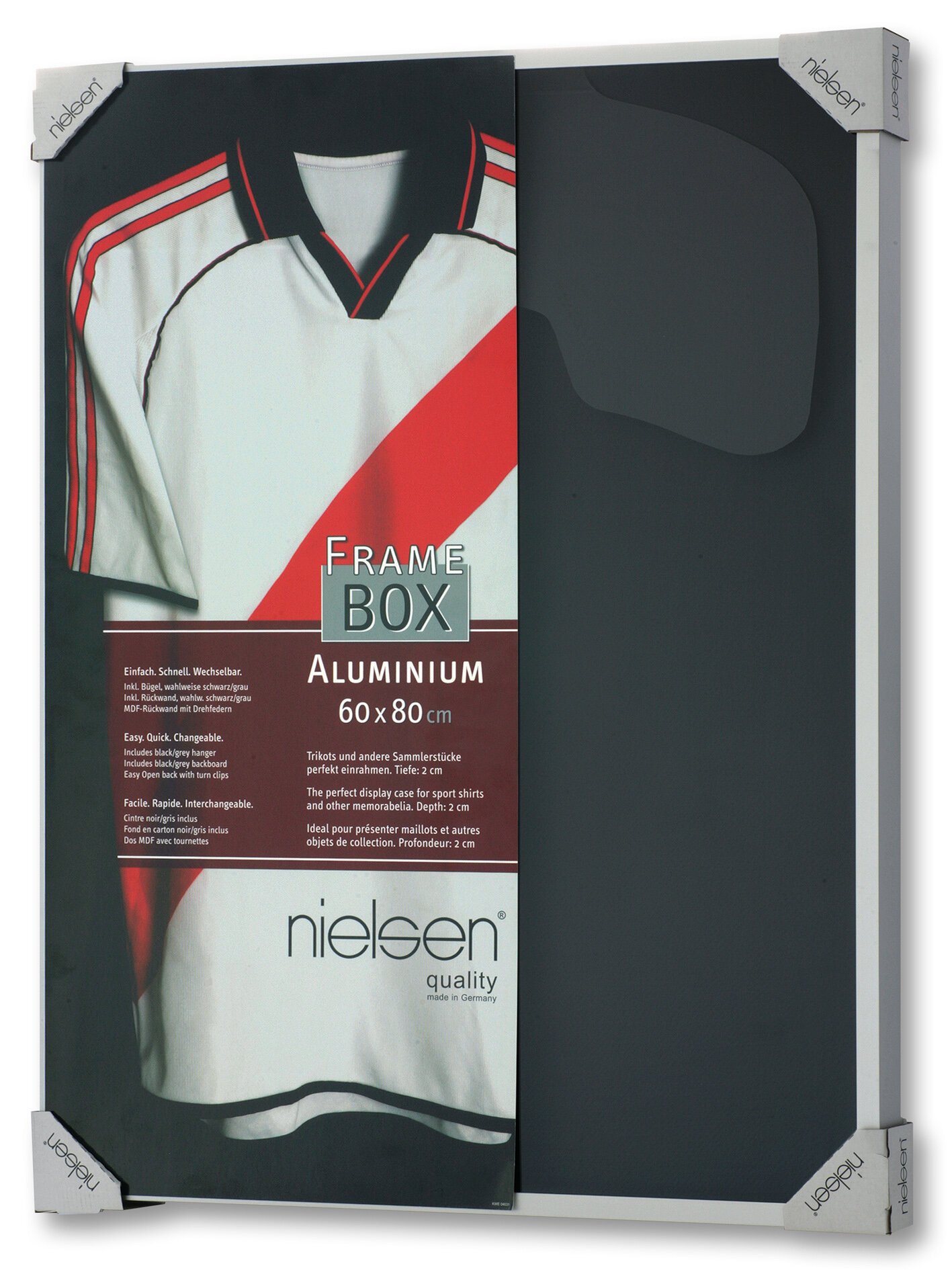 Nielsen Design GmbH Bilderrahmen Frame Box II | Wayfair.de