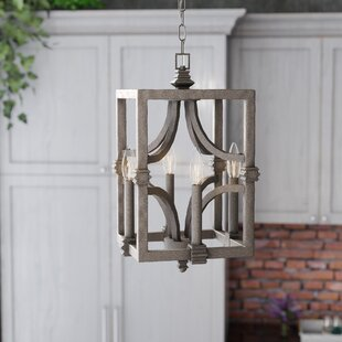 Entryway foyer lighting youll love wayfair freeburg 4 light foyer pendant aloadofball Choice Image