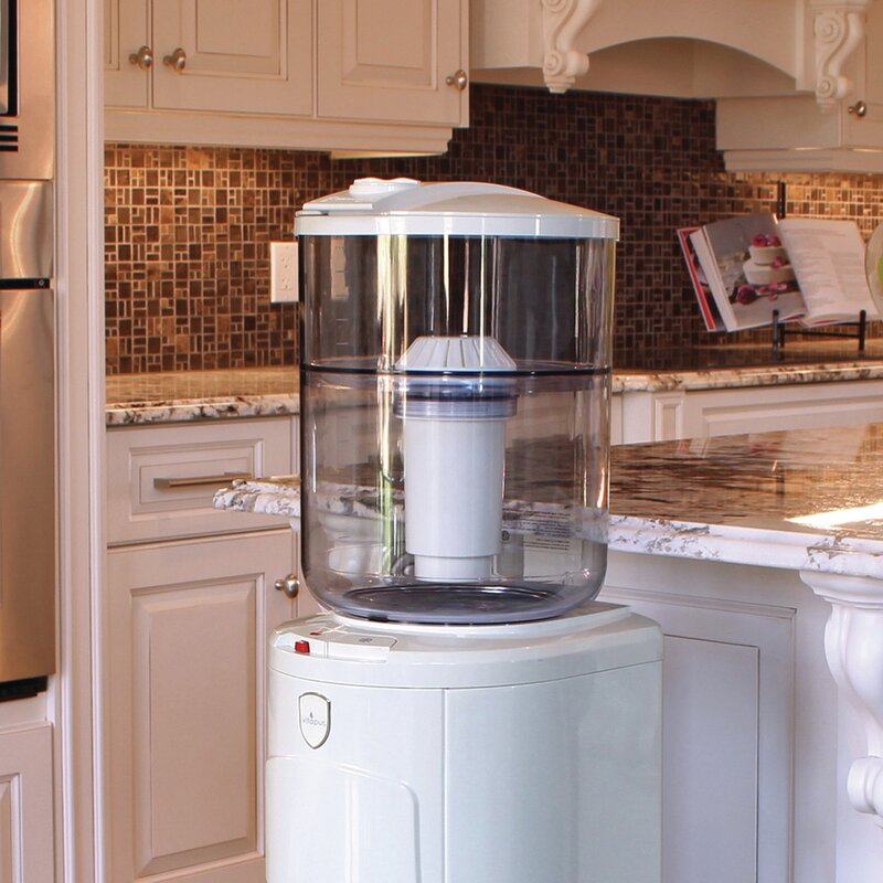 Beau Water Filtration System For Top Load Water Dispenser